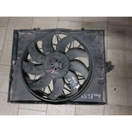 Корпус вентилятор радиатора Е65,Е60,Е63 бензин 17427514560