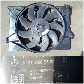Корпус вентилятора кондиционера W221 - A2219066500
